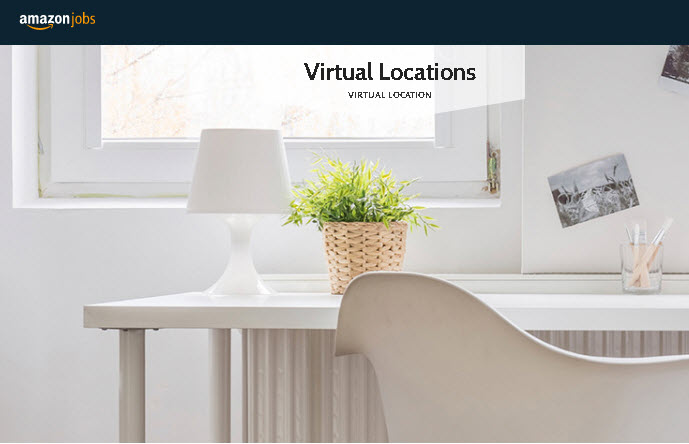 Amazon Virtual Locations
